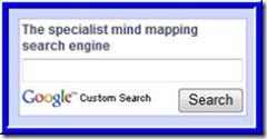 Mind mapping search engine